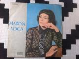 Marina voica album disc vinyl lp muzica pop soul rumba usoara slagare 1973, VINIL, electrecord