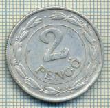 11114 MONEDA - UNGARIA - 2 PENGO -anul 1942 -STAREA CARE SE VEDE