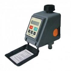 Programator pentru irigatii Strend Pro Ai1001, Racord 3/4, Display LCD, Interval de la 1 la 24 ore