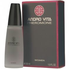 Parfum Feromoni Femei Andro Vita Woman 30ml - Stimulente sexuale