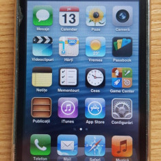 iPhone 3Gs Apple 32gb, Negru, Orange