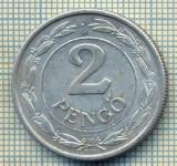 11111 MONEDA - UNGARIA - 2 PENGO -anul 1941 -STAREA CARE SE VEDE