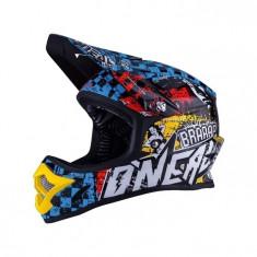 MXE Casca Motocross Oneal MX Braap Wild Cod Produs: 0603W10SAU