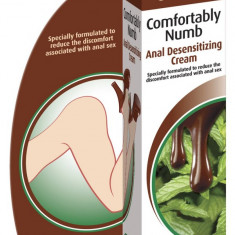 Chocolate Mint Anal Desensitizing Cream - Lubrifianti