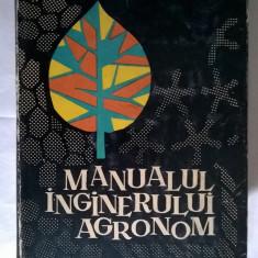 I. Maier - Manualul inginerului agronom vol. II - Carti Agronomie