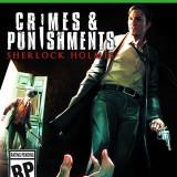 Sherlock Holmes Crimes And Punishments Xbox One