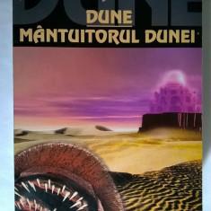 Frank Herbert – Dune * Mantuitorul Dunei - Carte SF