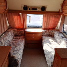 Rulota Eldis Hurricane - Utilitare auto