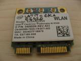 Placa wireless Dell Latitude E6420, Centrino Ultimate-N 6300, 633ANHMW, 04W00N