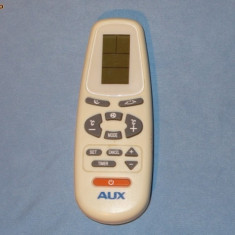 Telecomanda aer conditionat AUX, ORIGINALA, IMPECABILA ( AC ) !!!