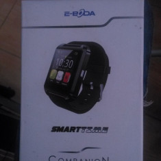 Ceas smart time e-boda - Smartwatch, Alte materiale, Android Wear, Apple Watch