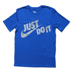 Tricou Nike Just Do It-Tricou Original-Tricou Barbat-839662-480 - Tricou barbati Nike, Marime: M, L, XL, Culoare: Din imagine, Maneca scurta