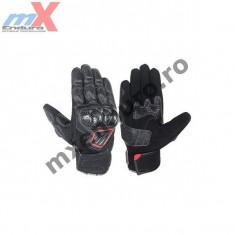 Manusi moto Motolux culoare negru