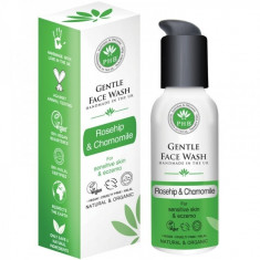 Gel de curatare faciala PHB cu macese si musetel, ten sensibil cu acnee, 100ml - Sifonier, Numar de usi: 1