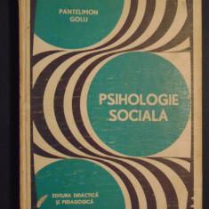 Psihologie sociala - Carte Psihologie