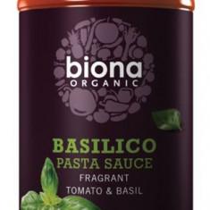 Sos Basilico pentru paste cu busuioc bio 350g