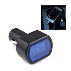 Tester consum/voltaj Auto SSK