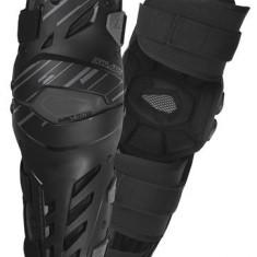 Protectii genunchi Leatt Brace, Dual Axis, negru - Protectii moto