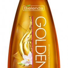 Ulei de baie si dus ultra nutritiv 250ml cu ulei de Argan, Perilla, Abisinian gama Golden Oils 250ml