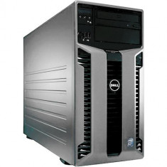 Server Refurbished Dell PowerEdge T310 Tower, Intel Core i3-540 3060Mhz, 8GB DDR3-ECC, Hard Disk 2TB SAS, 2 placi de retea, 2 surse redundante, RAID - Server DELL