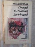Orasul cu salcami, Accidentul, M. Sebastian