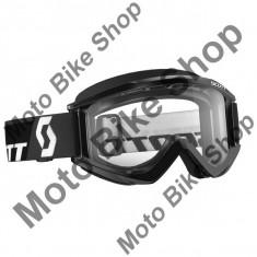 Scott Brille Recoil Xi Black, Schwarz, 89 Clear, P:16/049, - Ochelari moto