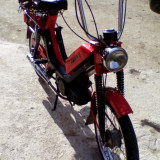 Motoreta Jawa 49 cmc.