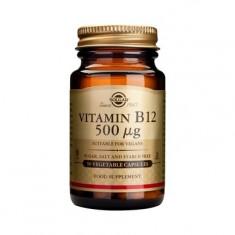 Vitamin B-12 500g 50cps - Sifonier, Numar de usi: 2