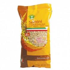 Paste pentru supa sub forma de seminte din grau dur integral 500g - Paste fainoase
