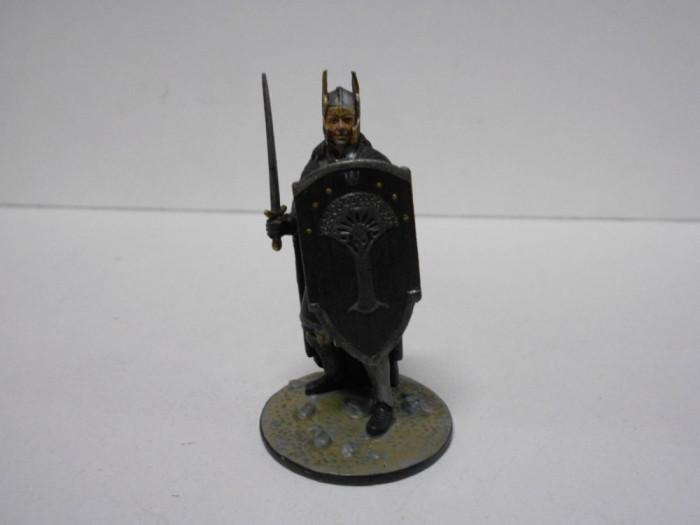 Figurina din plumb - Cavaliero Numenororeano - Lord of the Rings scara 1:32
