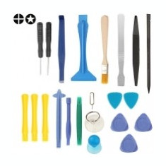 Set instrumente service Extended Kit 22 in 1 Blister