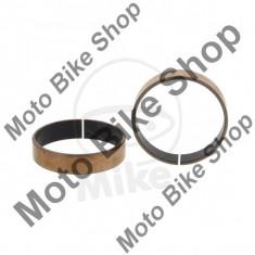 Set bucse ghidaj furca fata 48X12X2.00 KTM EXC 250 2T 2003, - Furca Moto