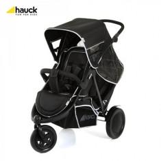 Carucior Dublu Freerider SH 12 Black - Carucior copii 2 in 1 Hauck