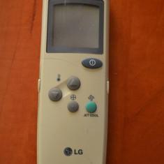 Telecomanda aer conditionat LG, ORIGINALA, IMPECABILA ( AC ) !!!