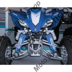 Set protectii amortizor Schampa, albastre, Yamaha YFM660R Raptor 2001 - 2005, - Amortizor Fata Moto