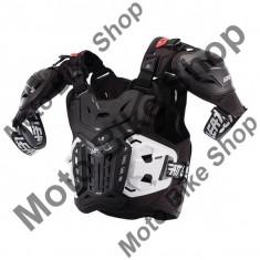 LEATT BRUSTPANZER 4.5 PRO, schwarz, 2XL=90-130kg, 17/105, - Armura moto