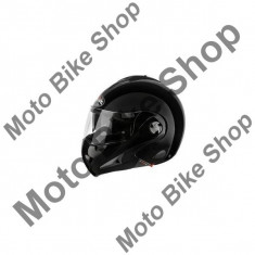Casca integrala FlipUp Mathisse Rsx Sport, negru lucios, XL=61-62, - Stikere Moto