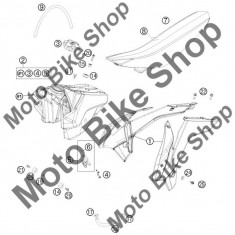 Husa sa KTM 85 SX 2013 #8, - Husa moto