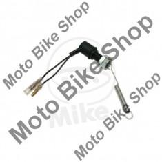 Intrerupator stop spate universal, D.12mm, L.50mm, - Intrerupator Moto