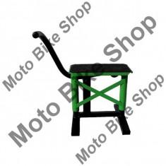 Stender motocross, 32cm-40 cm, verde Monster, - Elevator motociclete
