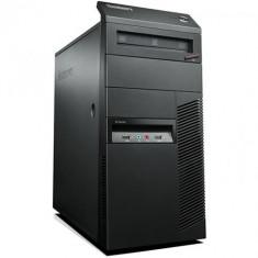 Calculator Refurbished Lenovo ThinkCentre M90p Tower, Intel Core i5-650, Intel® Turbo Boost Technology, 4GB Ram DDR3, Hard Disk 250GB, S-ATA, DVD, W - Sisteme desktop fara monitor Lenovo, Windows 10