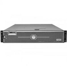 Server Refurbished Dell PowerEdge 2950 Rack 2U, 2x Intel Xeon E5440 2830Mhz, 32GB Ram DDR2, 2x 146GB SAS HDD, 2 surse de 750W