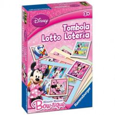 Joc Loteria Minnie Mouse - Jocuri Logica si inteligenta Ravensburger