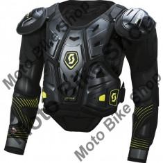 Scott Protektorjacke Commander 2, Schwarz/Grun, M=145-165cm, P:16/053, - Protectii moto