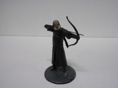 Figurina din plumb - Aldor  - Lord of the Rings scara 1:32 foto