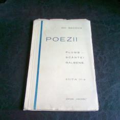 POEZII - GH. BACOVIA