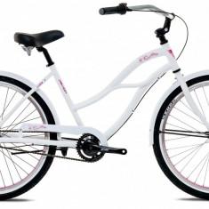 "Bicicleta Devron Urbio LU2.6 M – 445/17.5"", Ice White - Bicicleta Cross"