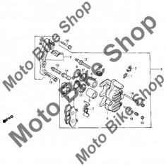 Surub etrier 1983 Honda XL600R #16, - Etrier frana Moto