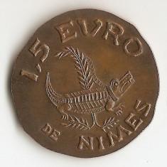 1.5 EURO DE NIMES 1997, Europa