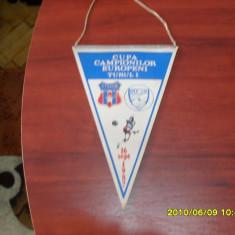 Fanion Steaua - MtK Budapesta - Fanion fotbal